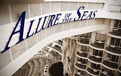 Allure of the Sea - Cruise Ship - Crew Death