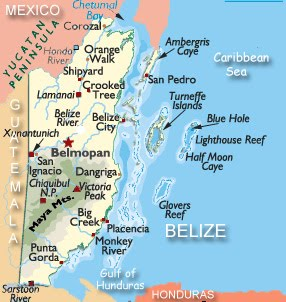 Belize - Cruise Ship - Pot - Marijuana