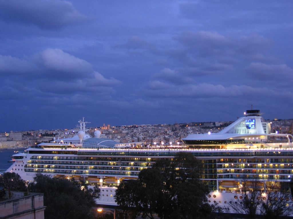 Brilliance of the Seas - Royal Caribbean - Cruise ship