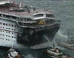 Carnival Cruise Ship Ecstasy Fire