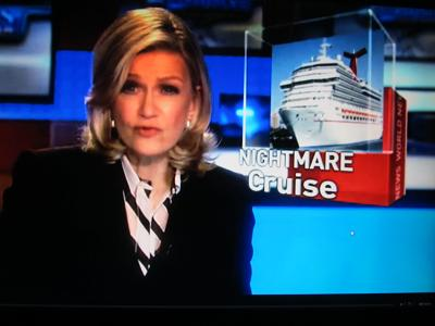 Carnival Triumph Cruise Ship Fire