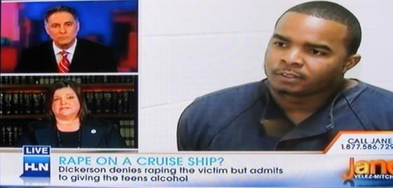 Cruise Ship Rape