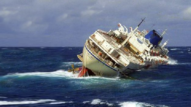 Disasters at Sea - Why Ships Sink