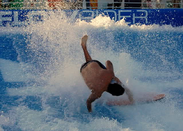 FlowRider Accident Seriously Injures Passenger On Independence of the Seas