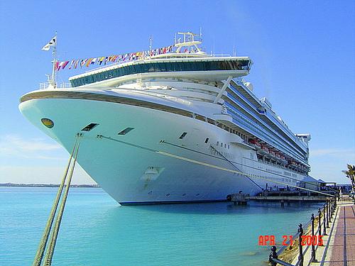 Grand Princess Cruise Ship - Princess Cruises