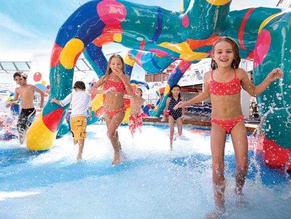 H20 Water Zone Fun - Royal Caribbean - Child Sexual Abuse