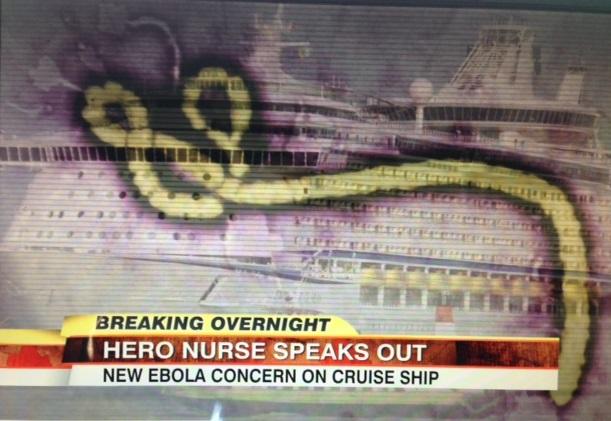 Cruise Ebola Scare - Carnival