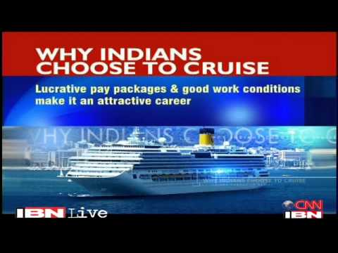 Indian Crew Members - Arcadia - Low Wages and No Tips