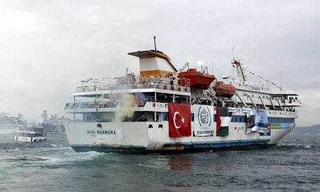 Mavi Marmara- Flotilla - Gaza Embargo