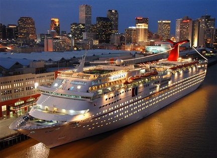 Cruise Ships - New Orleans