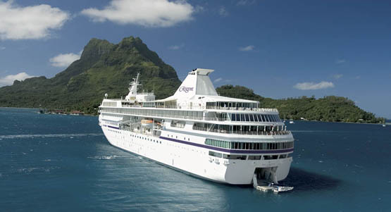 Paul Gaugin Cruise Ship - Regent Seven Seas Cruises