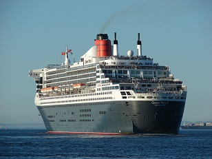 Drama On Queen Mary 2