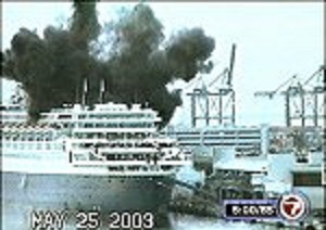 NCL Norway Boiler Explosion