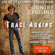 Country Cruise NCL Pearl Trace Adkins