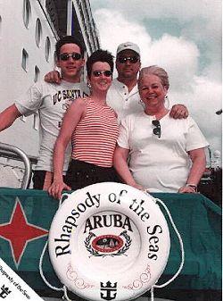Amy Bradley Royal Caribbean Rhapsody of the Seas