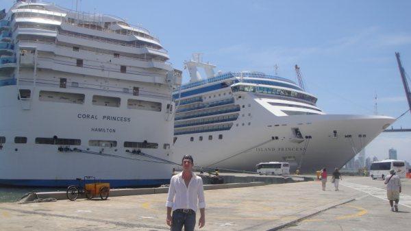 Angelo Faliva - Missing - Princess Cruises