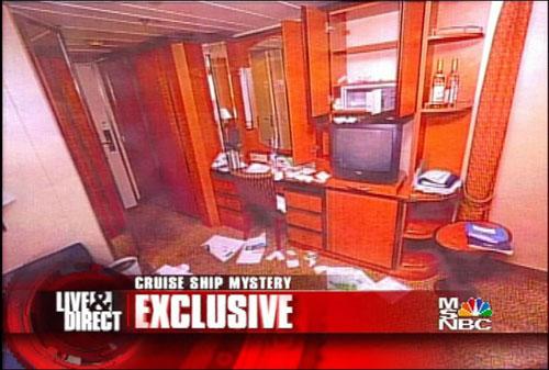 Royal Caribbean - Crime Scene? - Cover Up? - PR