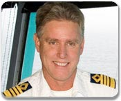 Captain William Wright - Captain Hollywood - Royal Caribbean
